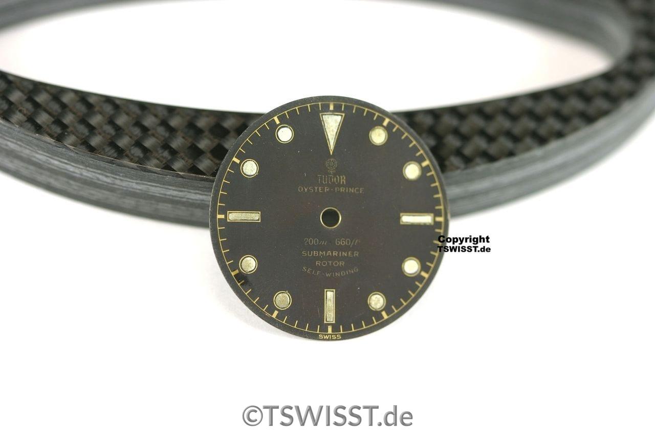 Tudor 7928 Zifferblatt