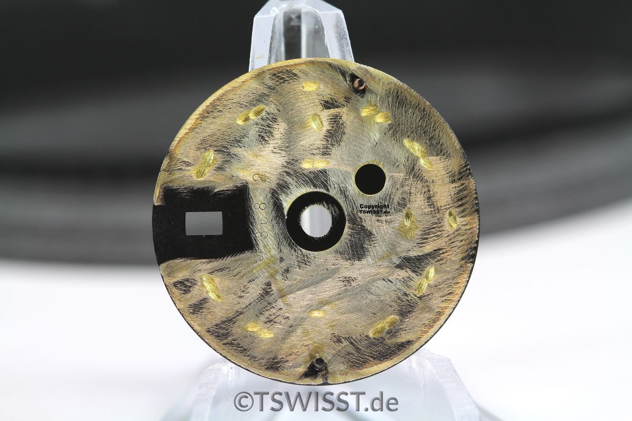 GMT nipple dial