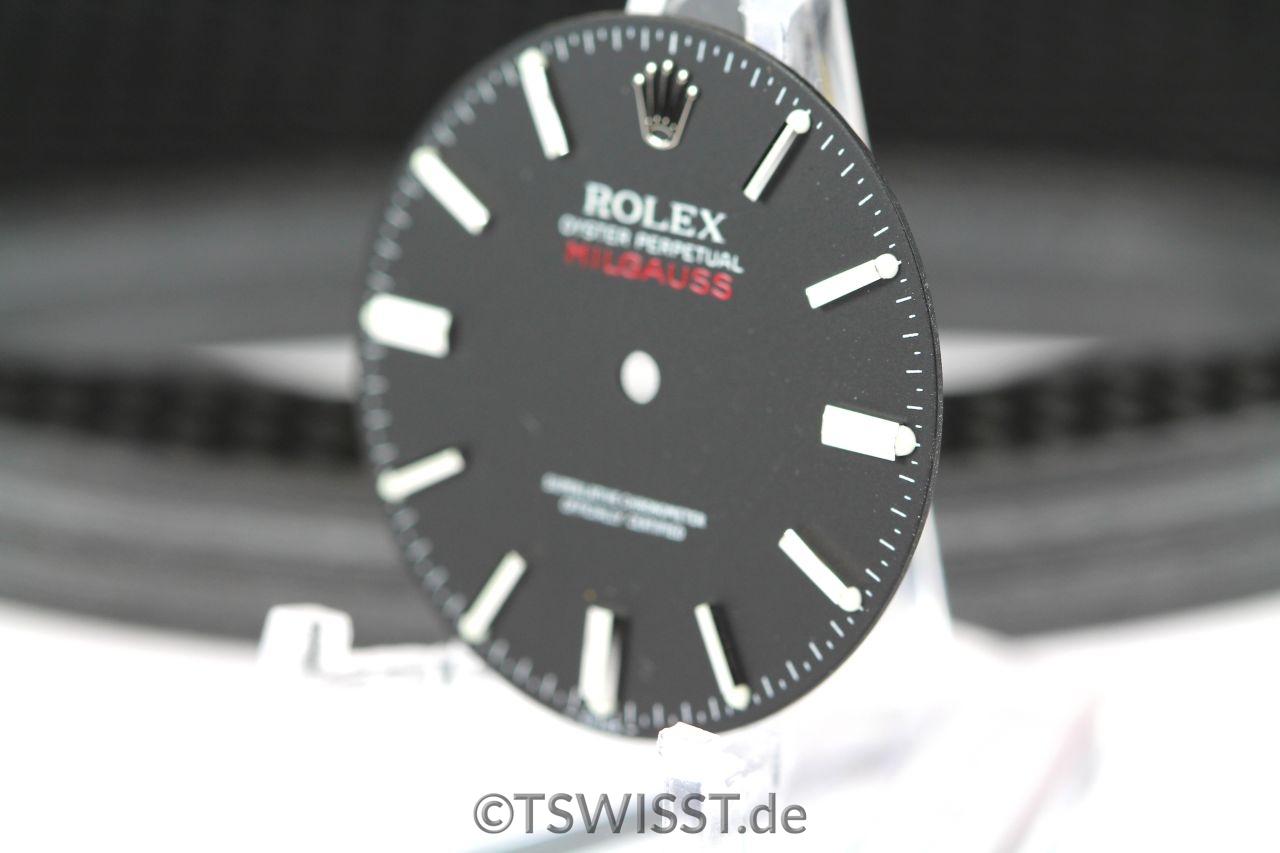 NOS Rolex Milgauss 1019 dial