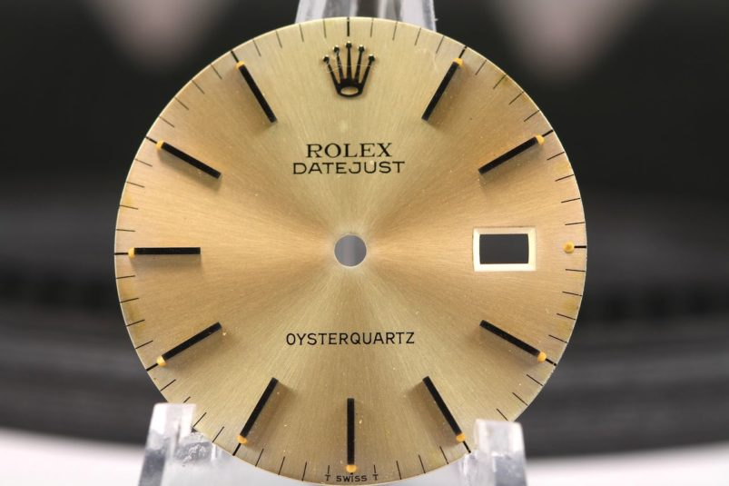 Early Rolex Oysterquartz dial