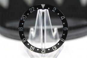 Allblack inlay Rolex GMT 1675