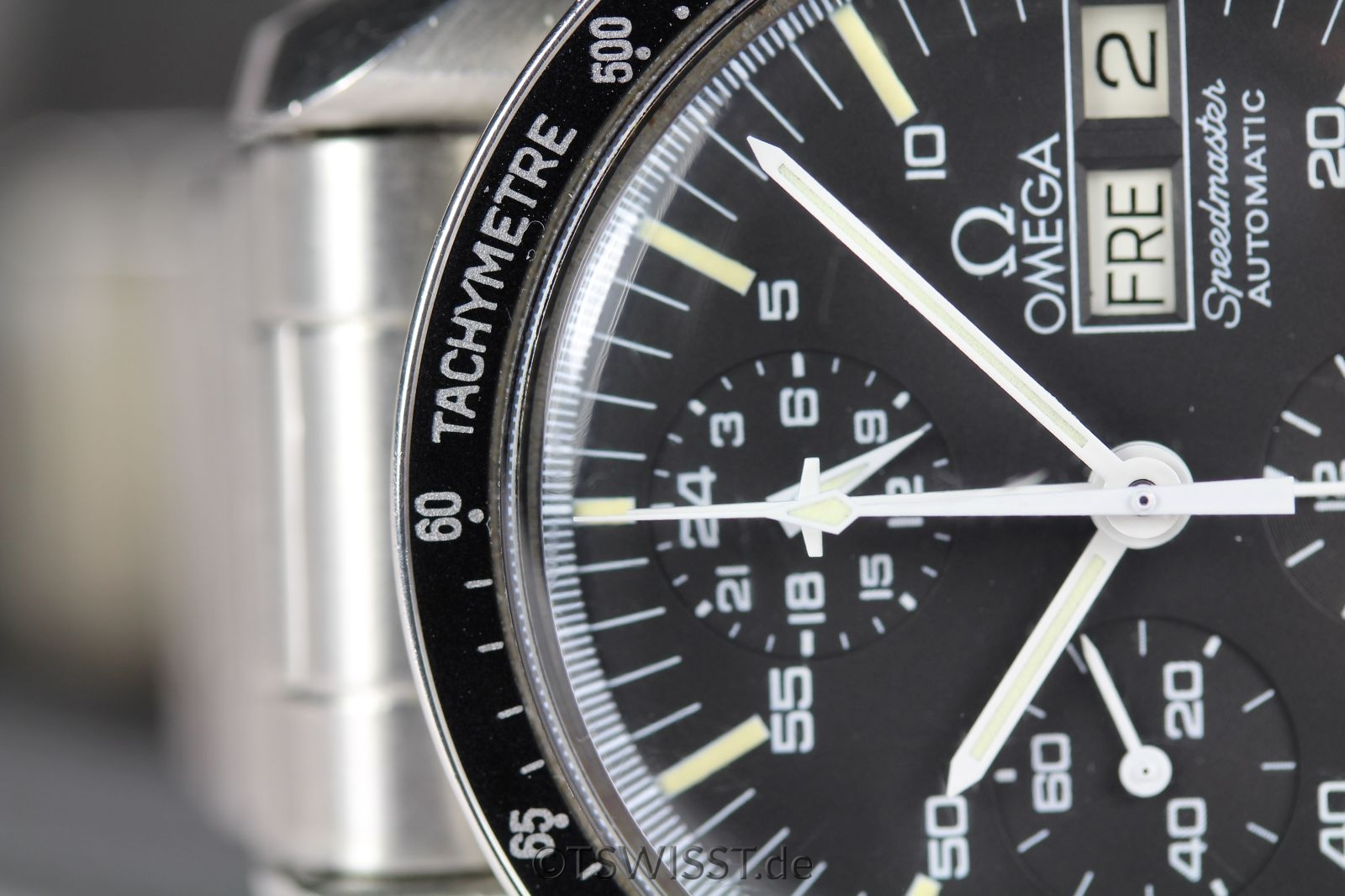 Omega Speedmaster Holy Grail full set! – T SWISS T – The