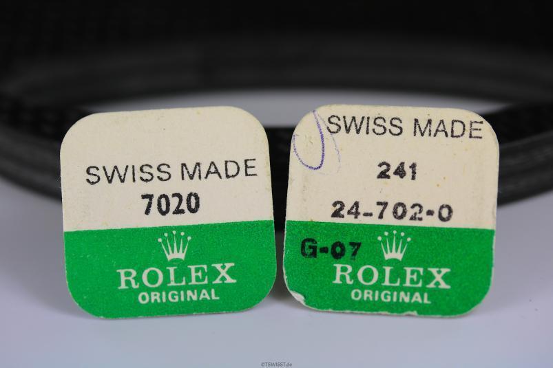 Rolex 24-702-0 7020 parts