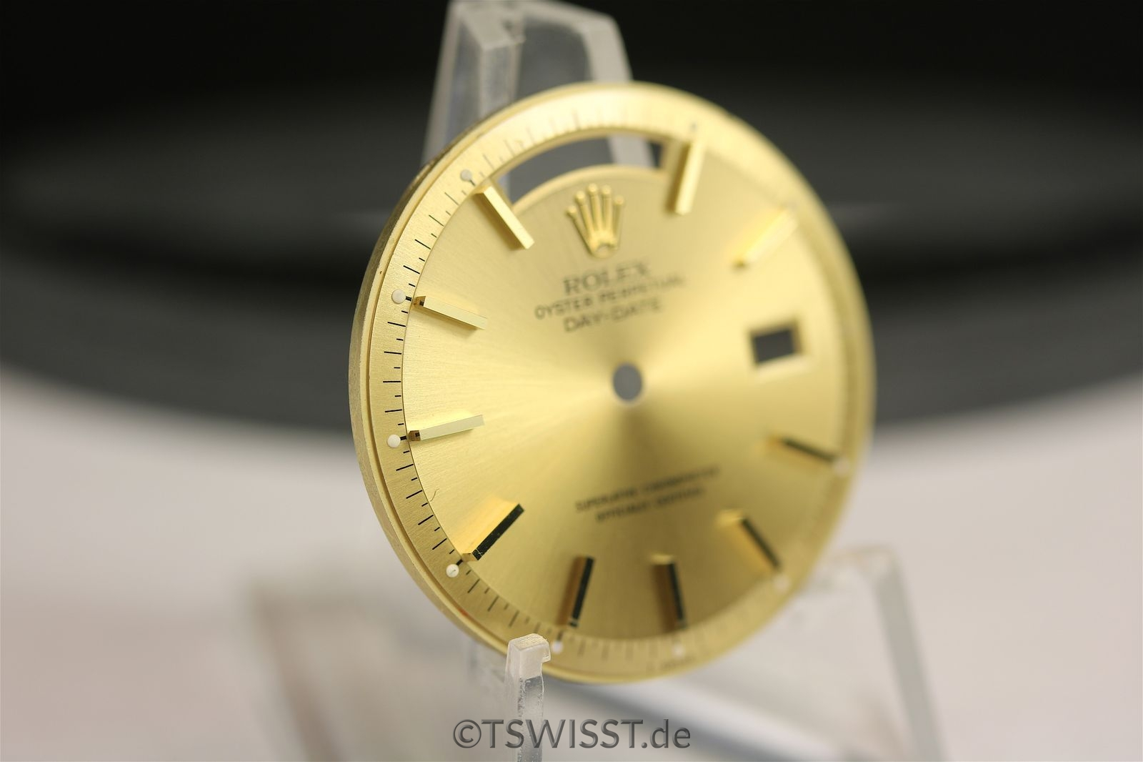 Champagner dial Rolex 1803