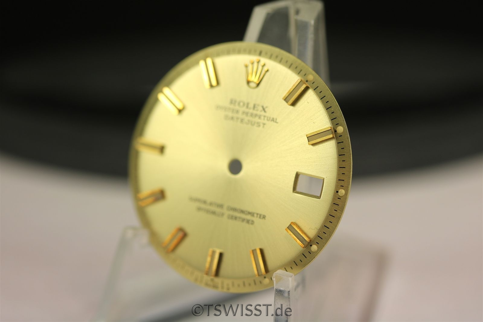 White body dial for Datejust