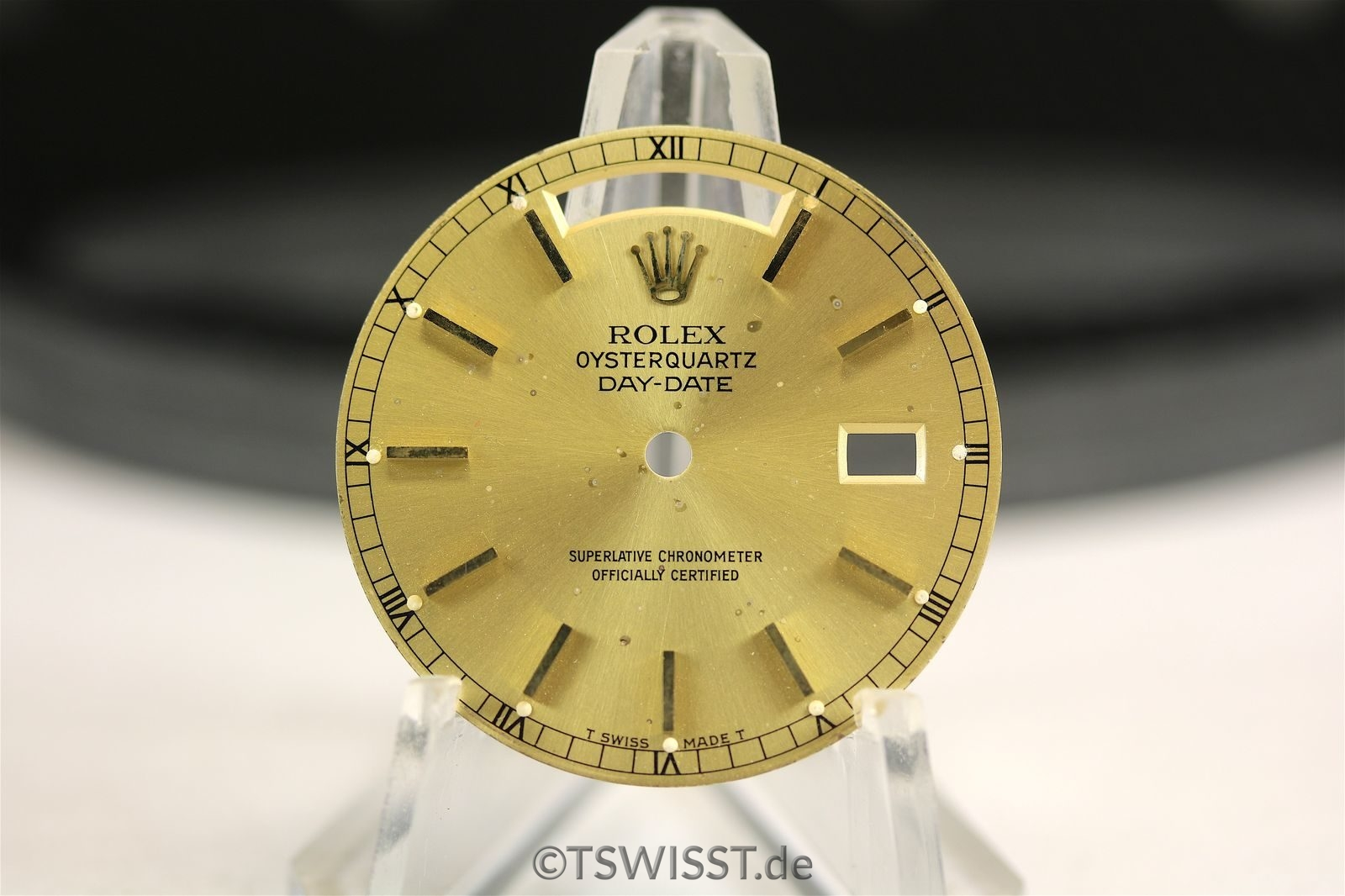 dial for Rolex Oysterquartz 19018
