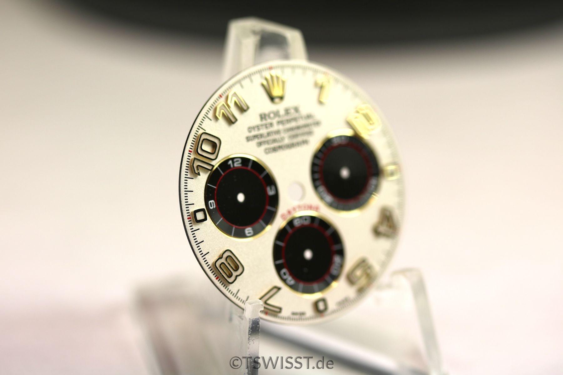 NOS Rolex racing dial incl. hands
