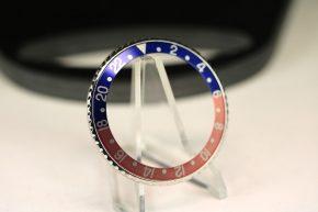 Rolex GMT complete bezel
