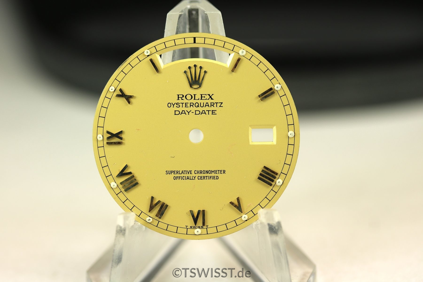 Rolex Day-Date Gold Roman dial