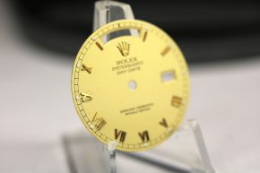 Rolex Day-Date Gold Roman dial