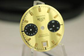 Heuer Carrera dial&hands