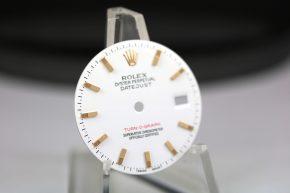 Rolex Date-Just dial&hands