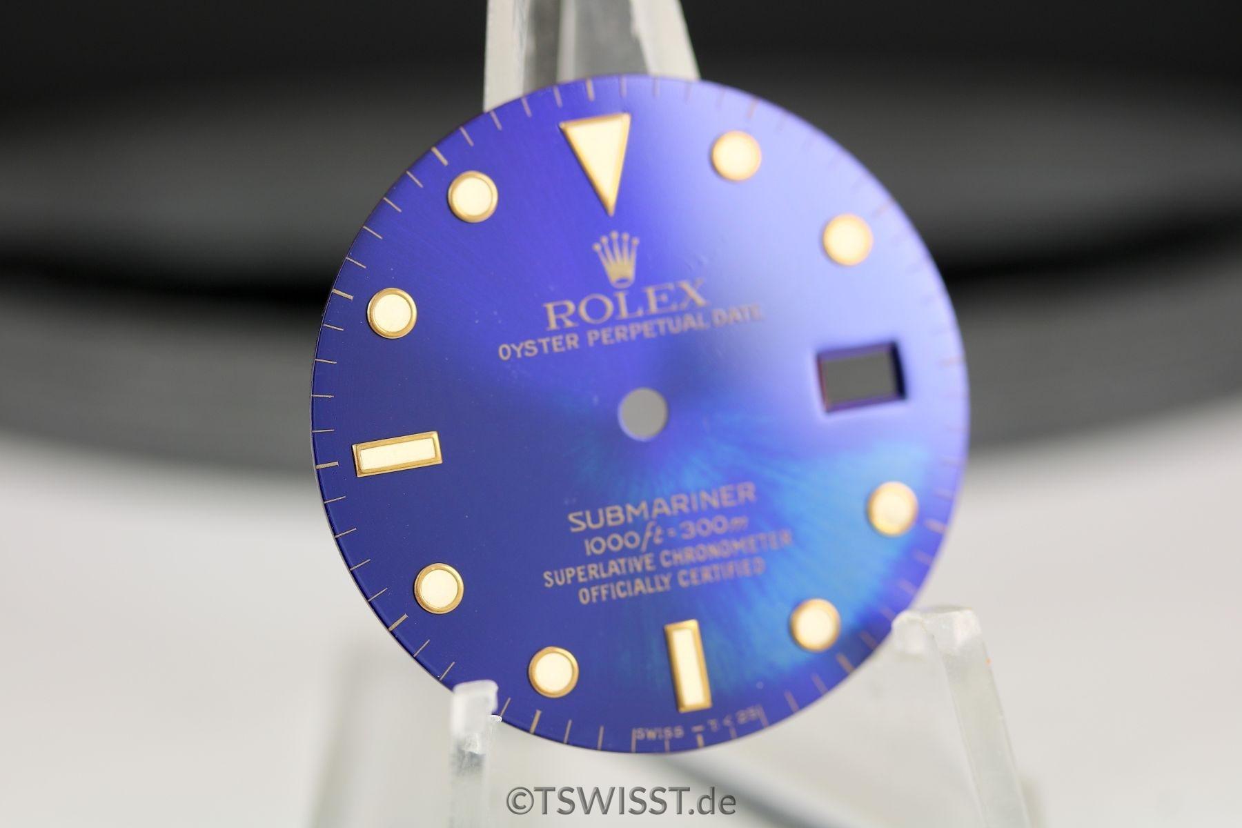 Rolex Submariner dial&hands