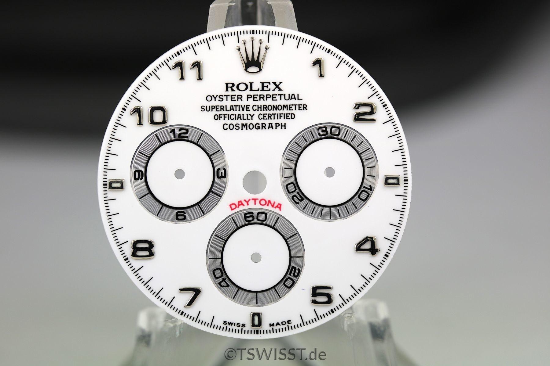 Rolex Daytona dial