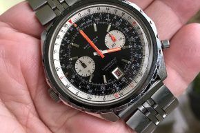 Breitling 1806 w papers