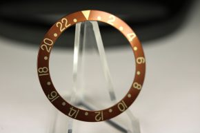 Rolex GMT Tigereye Inlay