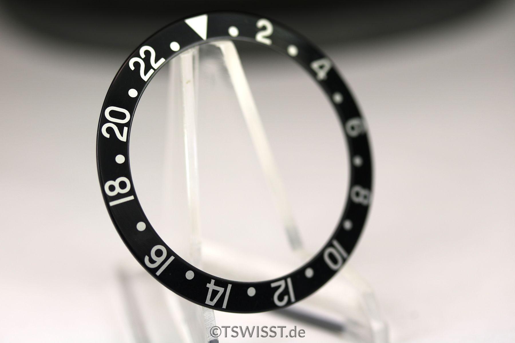 Rolex GMT 16750 inlay