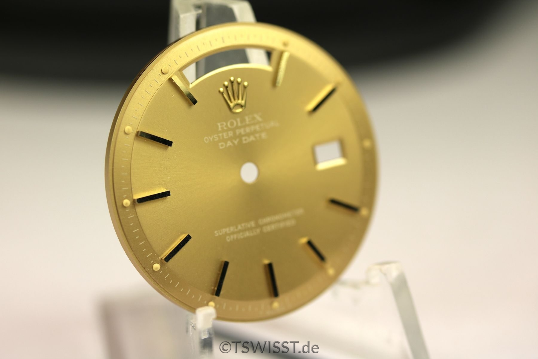 Rolex Day-Date dial