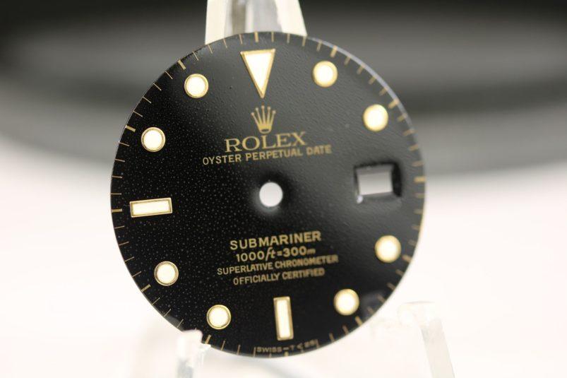 rolex Submariner 16613 dial