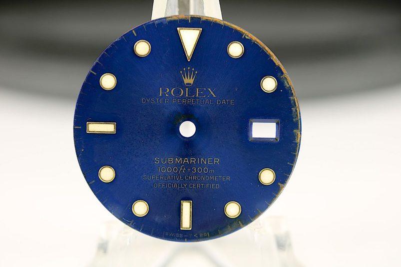 Rolex Submariner 16613/16618 dial
