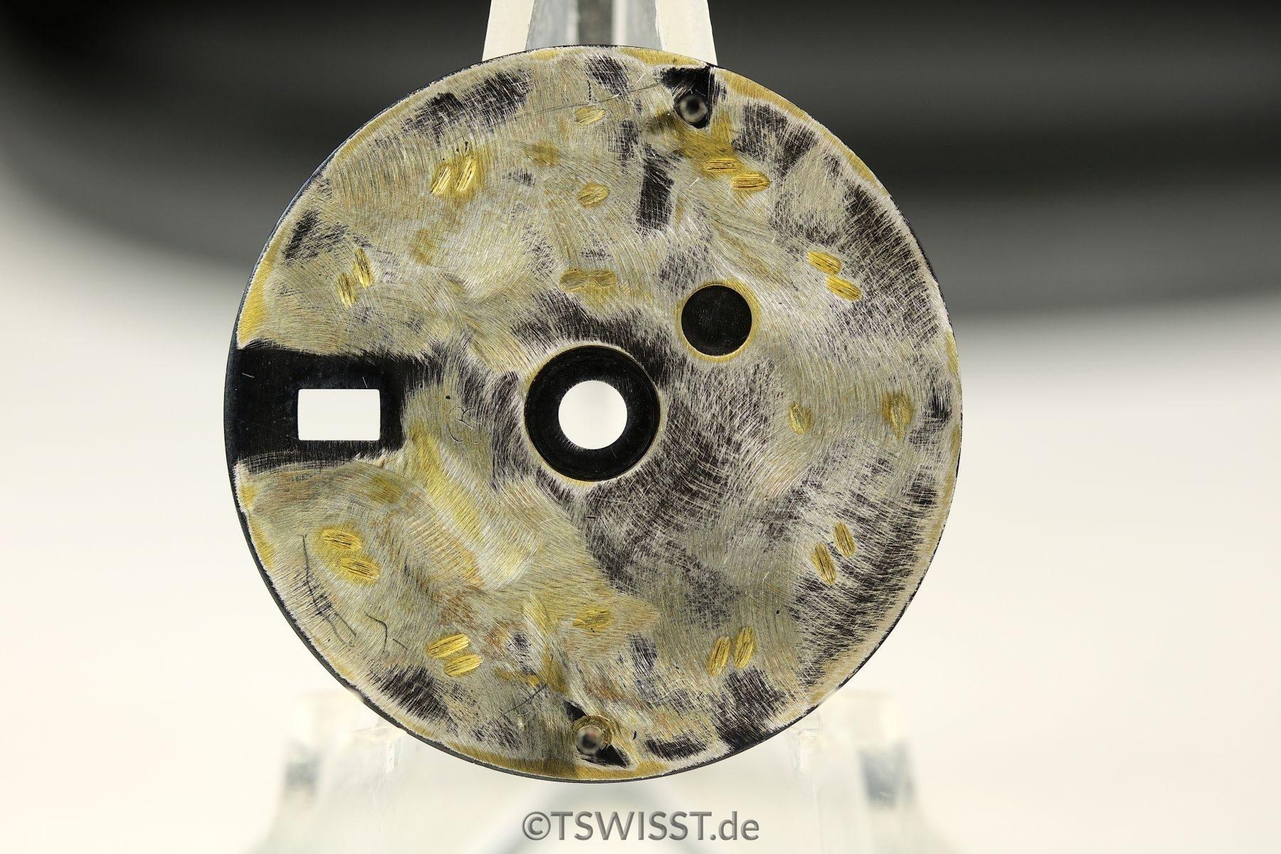 Rolex GMT 1675 nipple dial