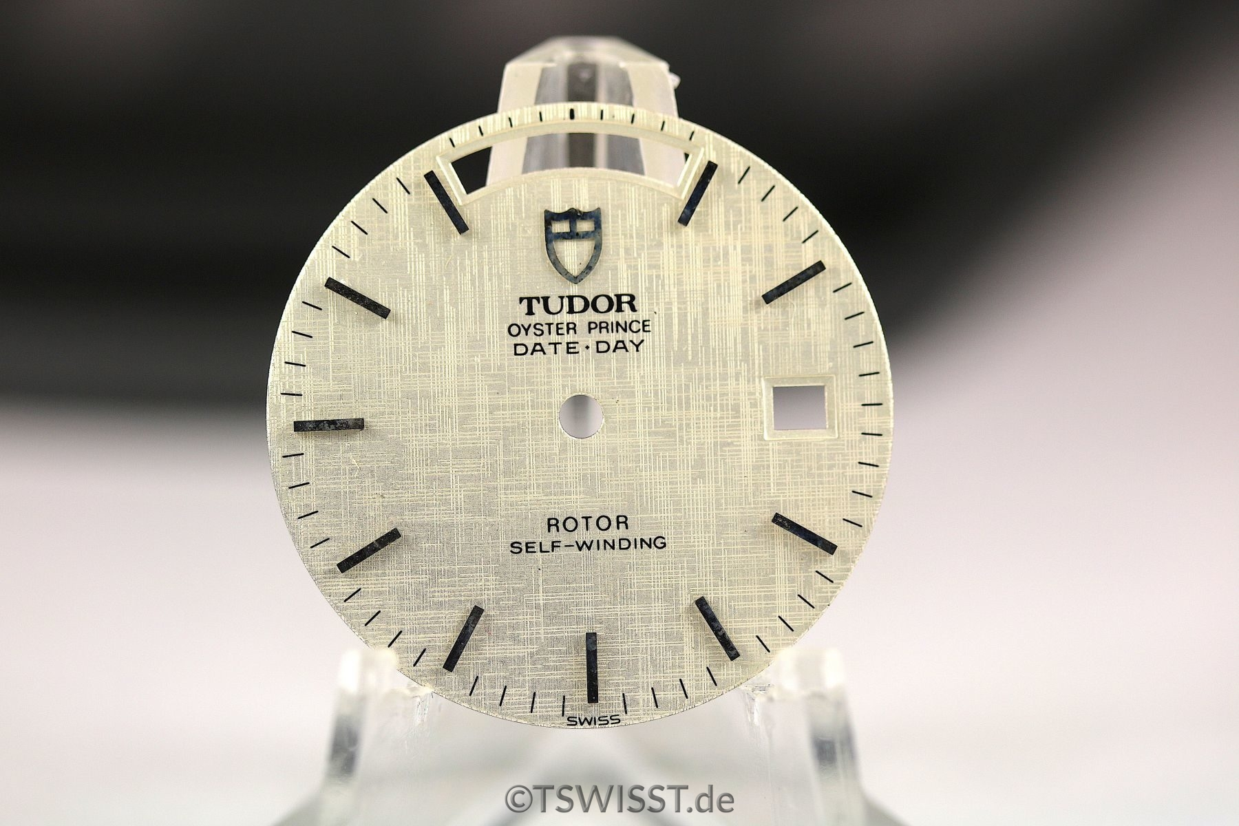 Tudor Date-day dial