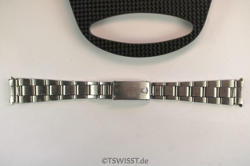 Rolex bracelet 7835 / 19