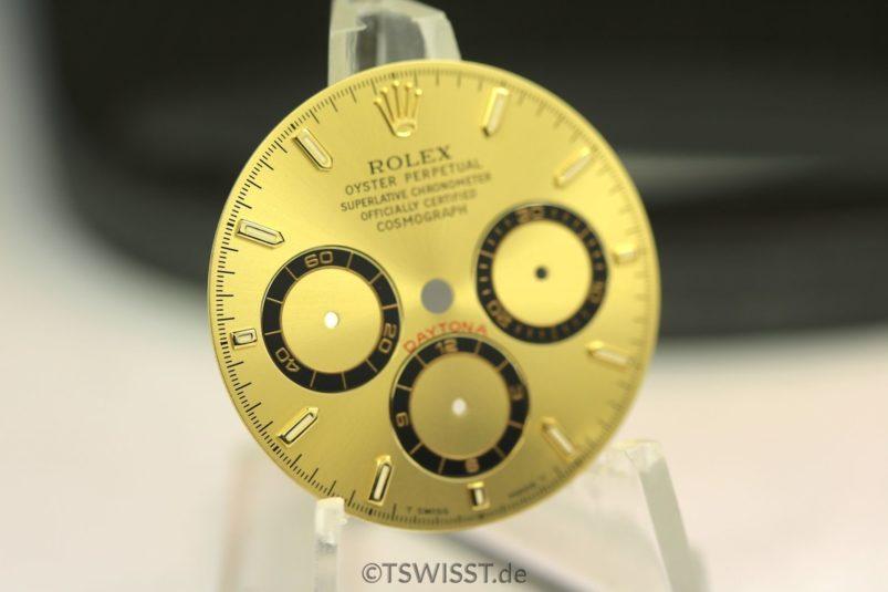 Rolex Daytona 16523 / 16528 dial & hands