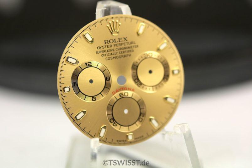 Rolex Daytona 11623 / 116528 dial