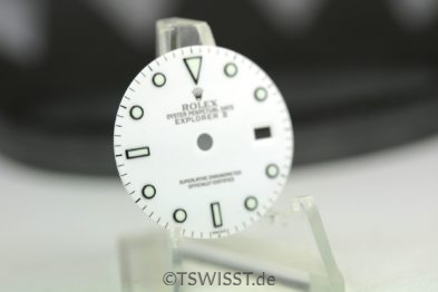 Rolex Explorer Swiss only dial