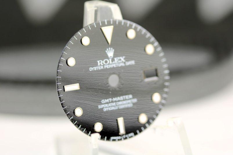 Rolex GMT 16760 dial