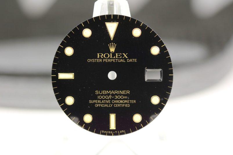 Rolex 16808 dial