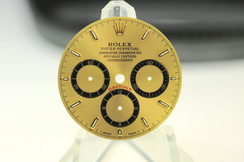 Rolex inverted 6 dial