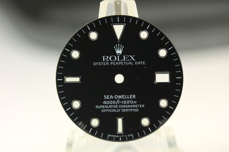 Rolex Sea-Dweller 16600 dial&hands