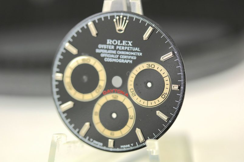 Rolex Patrizzi dial 16520