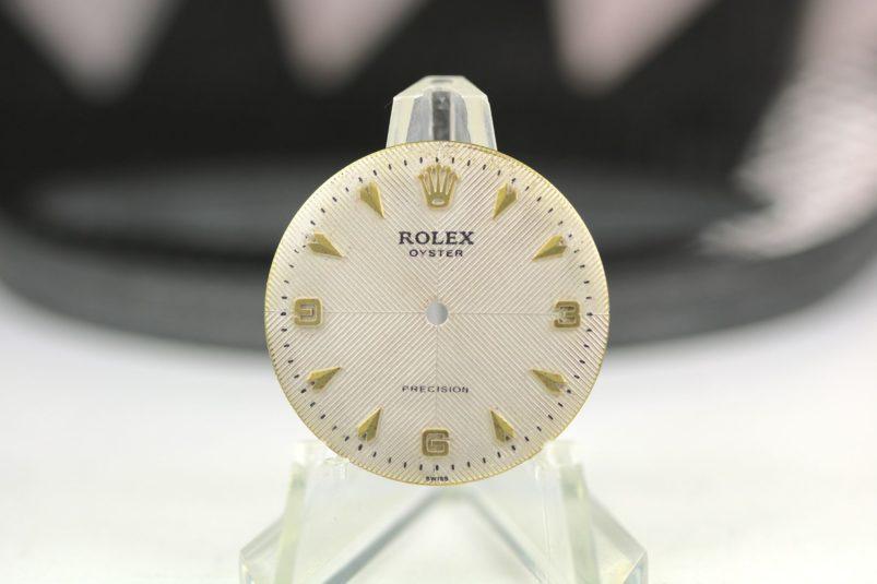 Rolex Hering Bone dial