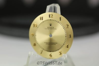 Rolex Bullseye dial
