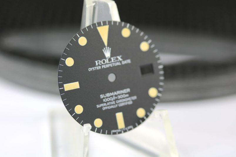 Rolex Submariner 16800 matte dial