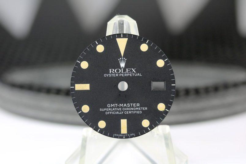 Rolex GMT 16750 dial