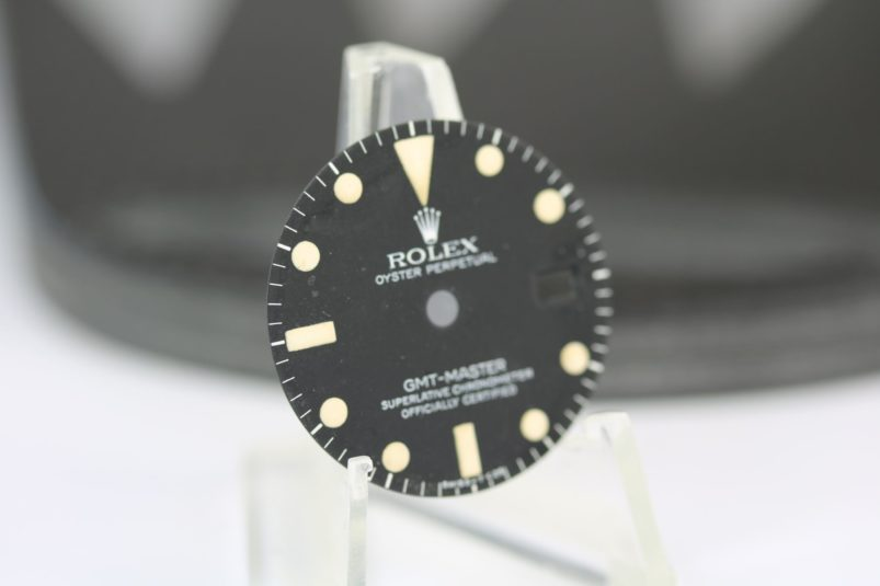 Rolex MKIV 1675 dial