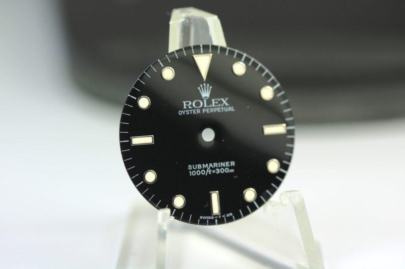 Rolex Submariner 14060 dial