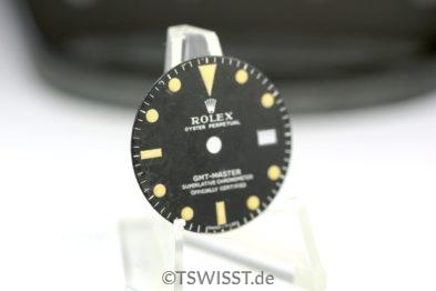 Rolex 1675 long e pumpkin dial