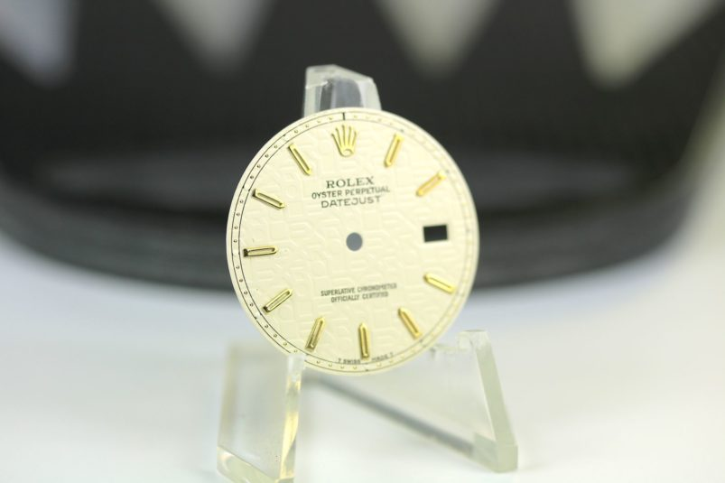 Rolex 36 mm Datejust dial