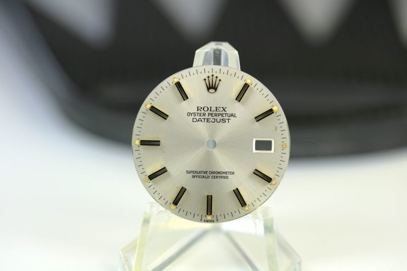 Rolex datejust 36 mm dial