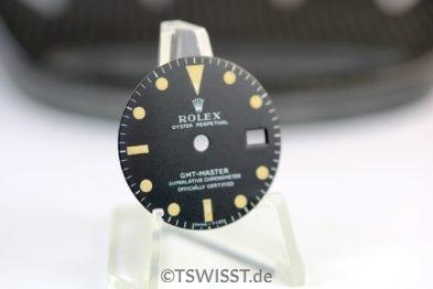 Rolex Long E MKI 1675 dial