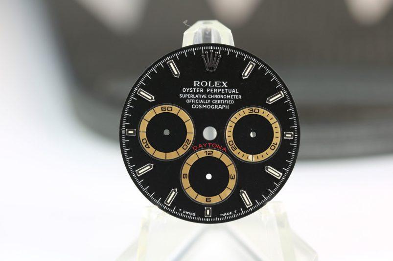 Rolex 16520 dial patrizzi