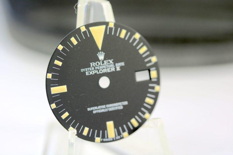 Rolex 1655 dial