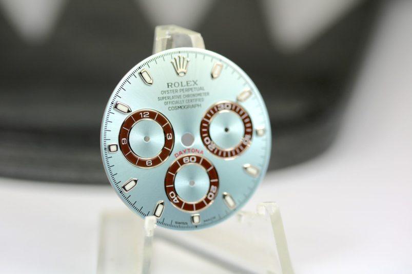 Rolex 116506 dial
