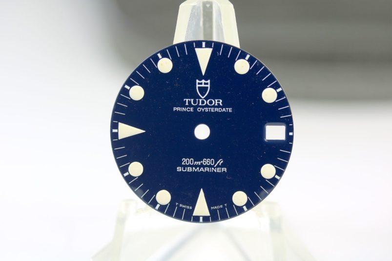 Tudor Submariner 79090 dial