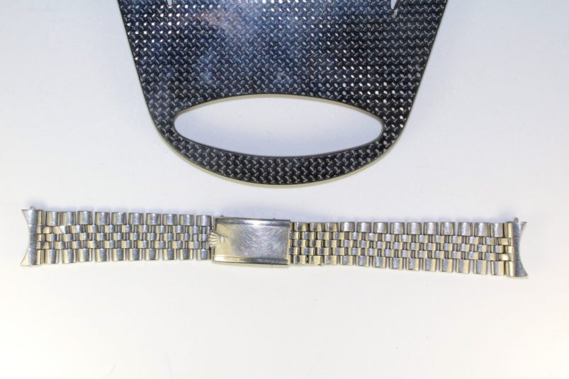 Rolex folded Jubilee bracelet